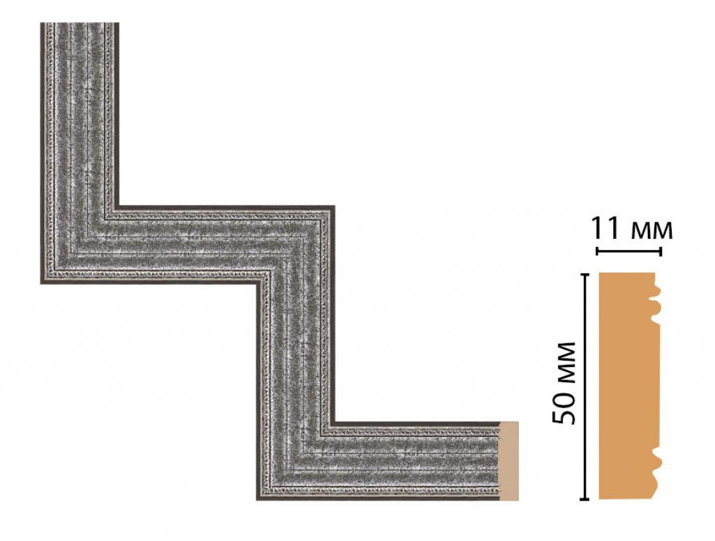 Декоративный угловой элемент DECOMASTER 156-1-44