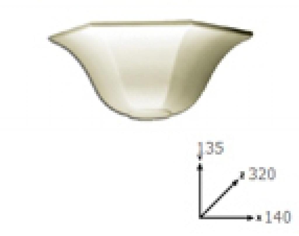 Светильник декоративный № 108