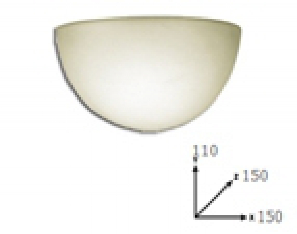 Светильник декоративный № 109