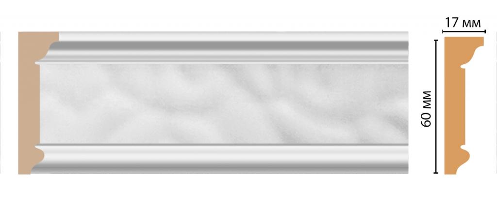 Карниз потолочный DECOMASTER D216-114