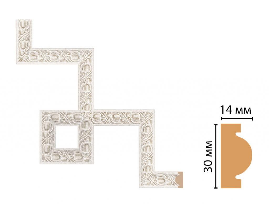 Декоративный угловой элемент DECOMASTER 157-3-19D