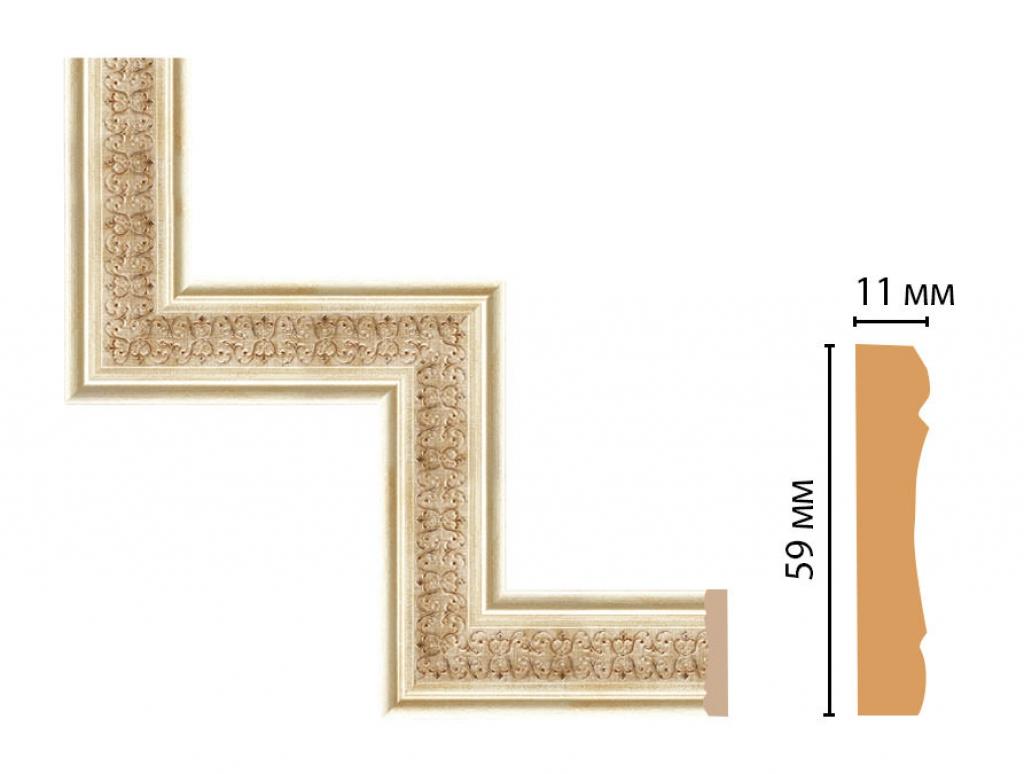 Декоративный угловой элемент DECOMASTER 164-1-281