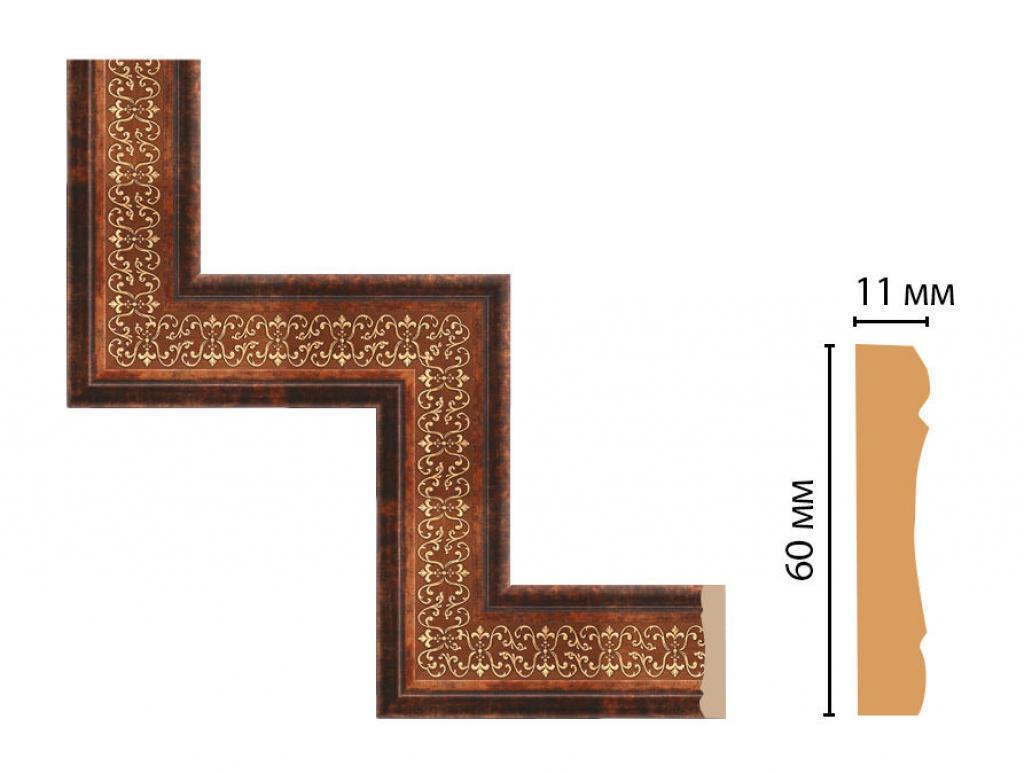 Декоративный угловой элемент DECOMASTER 164-1-767