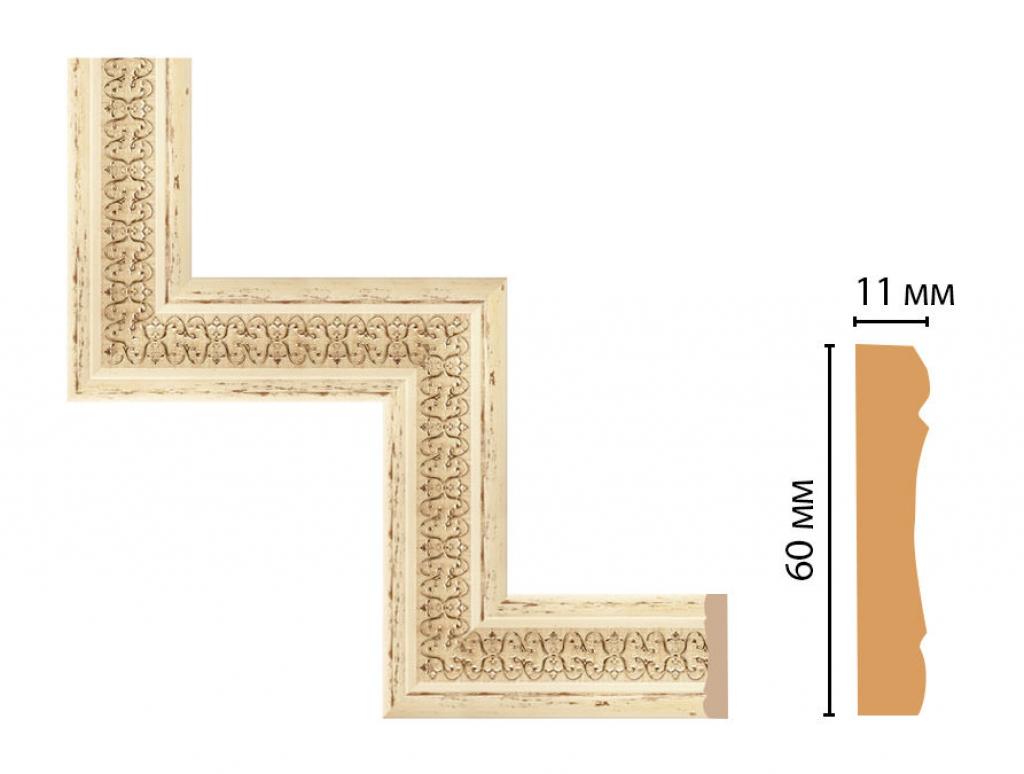 Декоративный угловой элемент DECOMASTER 164-1-1028