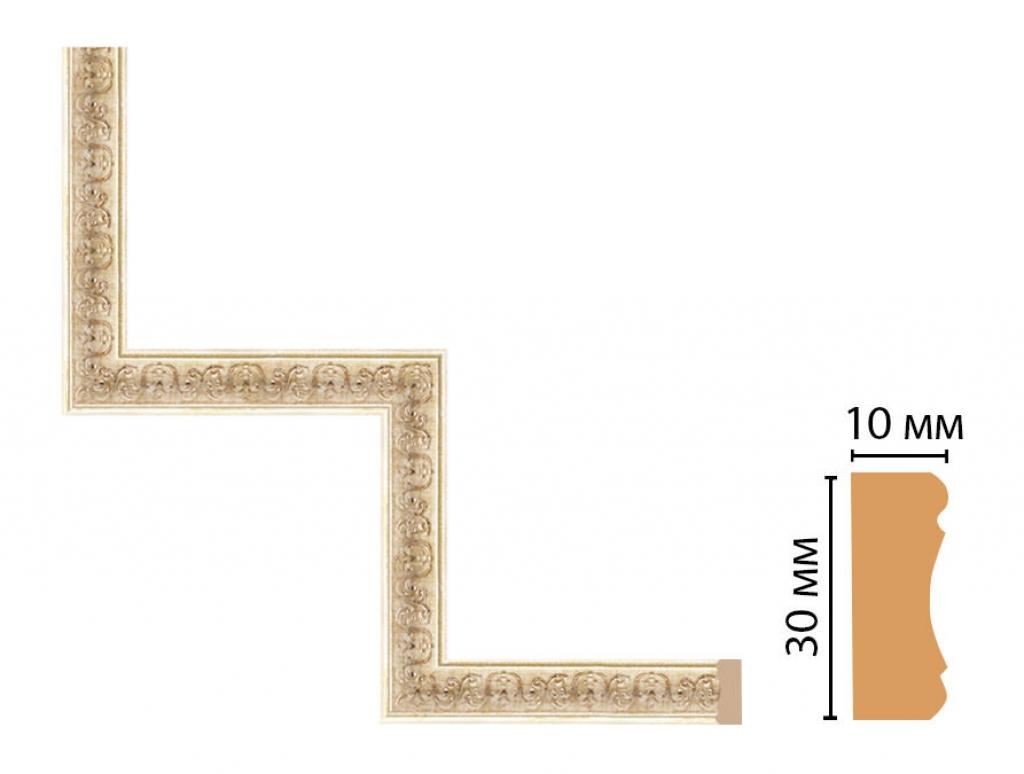 Декоративный угловой элемент DECOMASTER 165-1-281