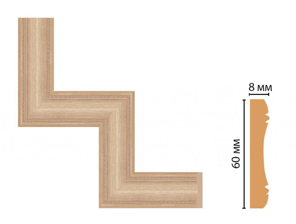 Декоративный угловой элемент DECOMASTER 185-1-11