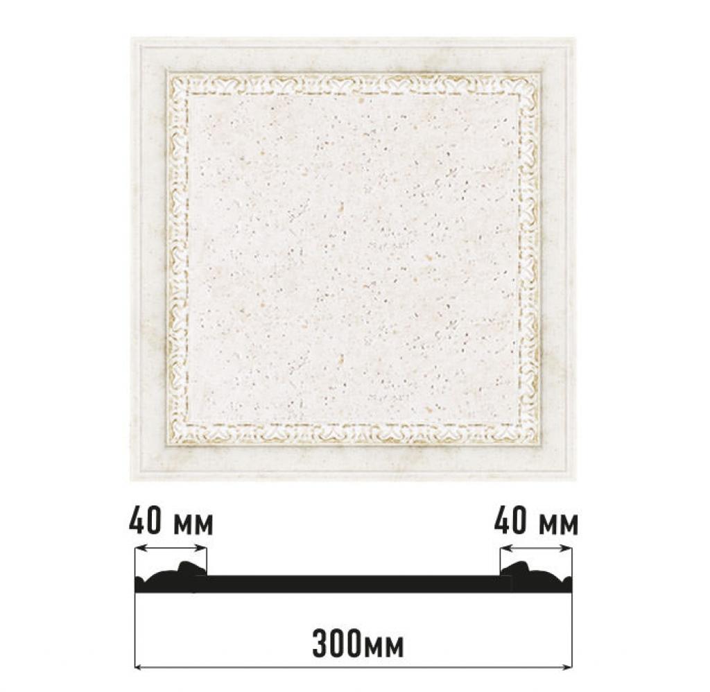 Декоративная панно DECOMASTER D30-40