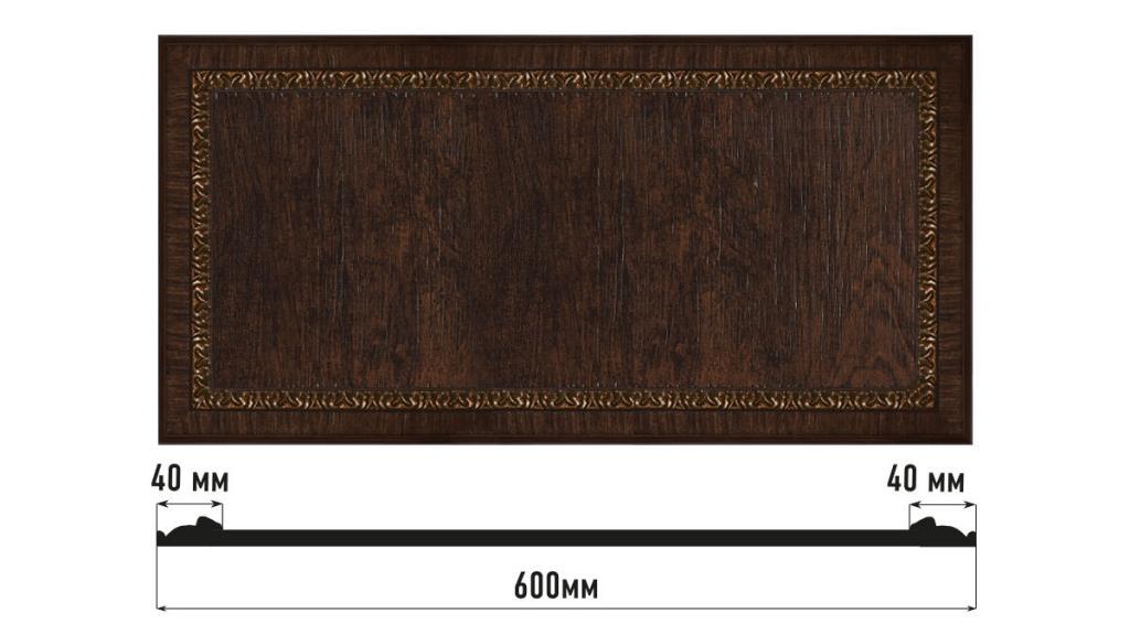 Декоративная панно DECOMASTER D3060-1