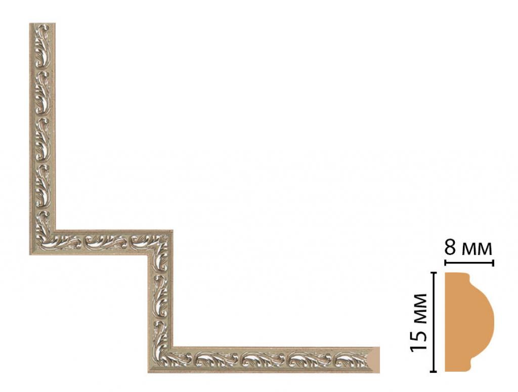 Декоративный угловой элемент DECOMASTER 130-1-59