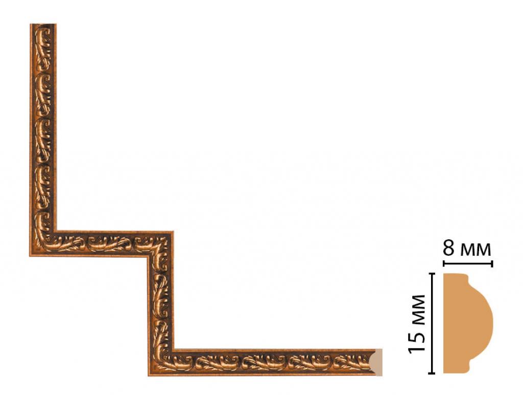 Декоративный угловой элемент DECOMASTER 130-1-1223
