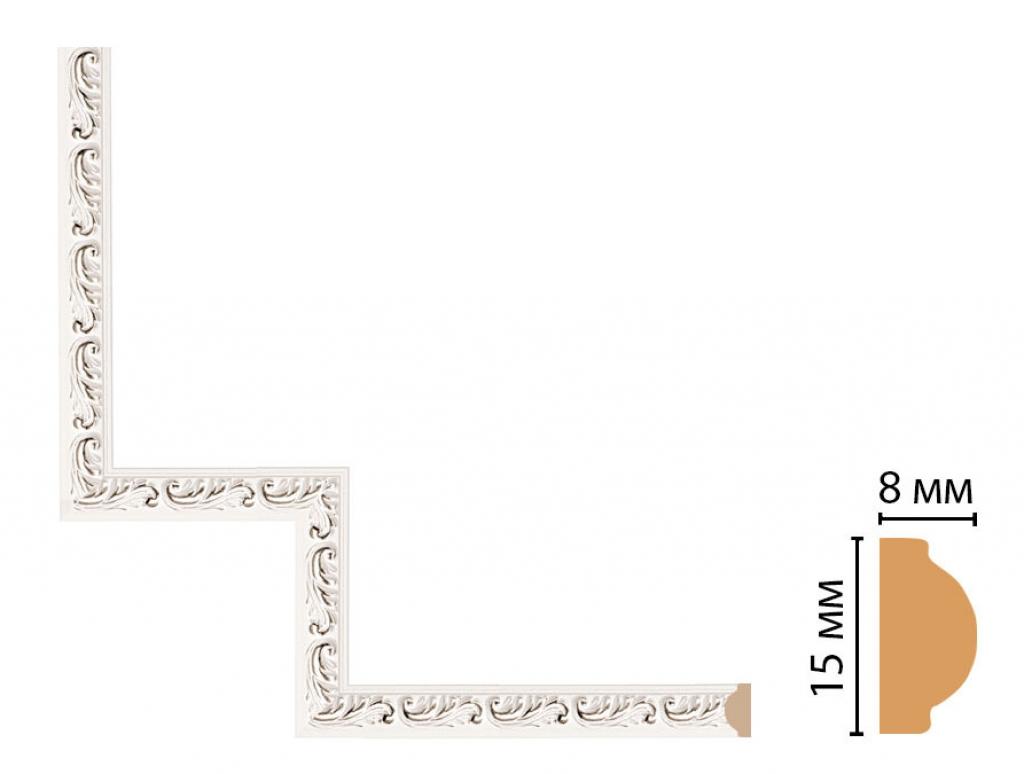 Декоративный угловой элемент DECOMASTER 130-1-60