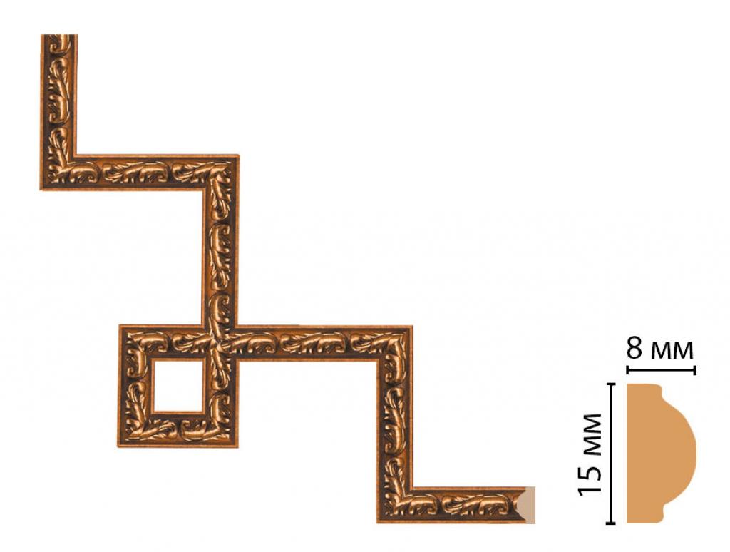 Декоративный угловой элемент DECOMASTER 130-3-1223