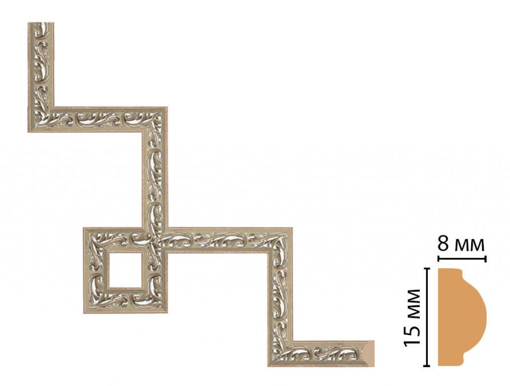 Декоративный угловой элемент DECOMASTER 130-3-59