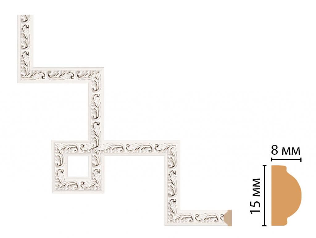 Декоративный угловой элемент DECOMASTER 130-3-60