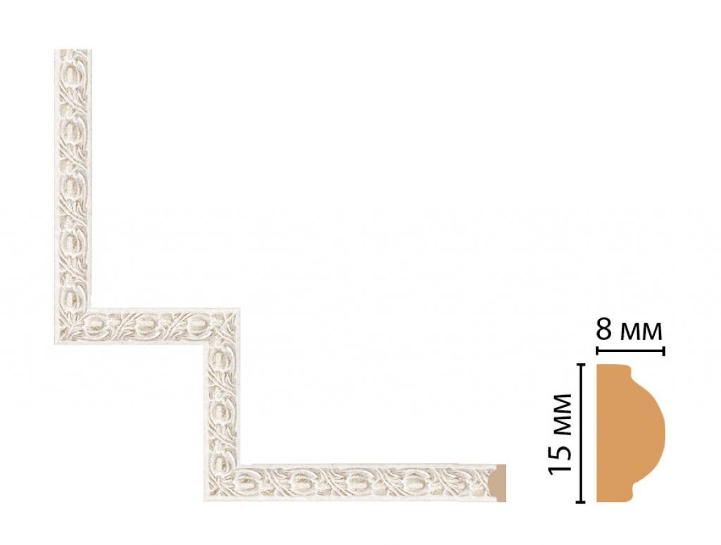 Декоративный угловой элемент DECOMASTER 130C-1-19D