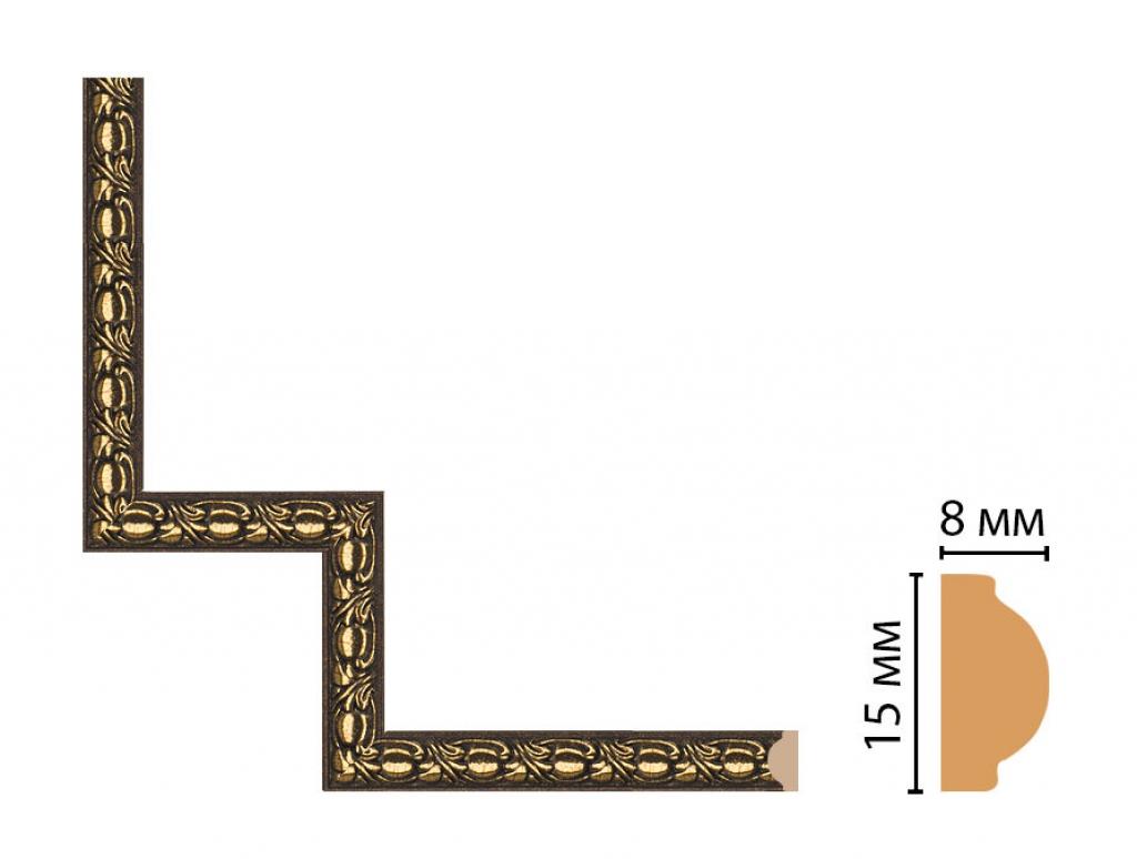 Декоративный угловой элемент DECOMASTER 130C-1-56