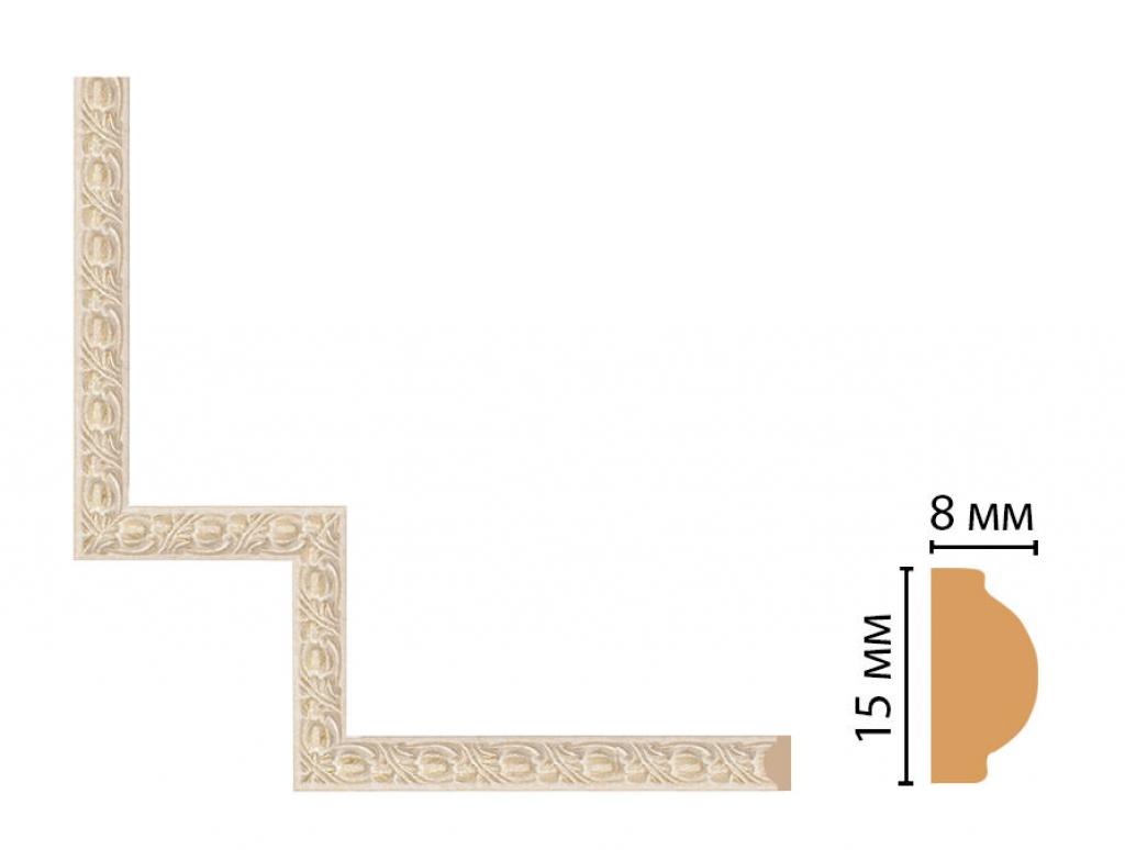 Декоративный угловой элемент DECOMASTER 130C-1-18D