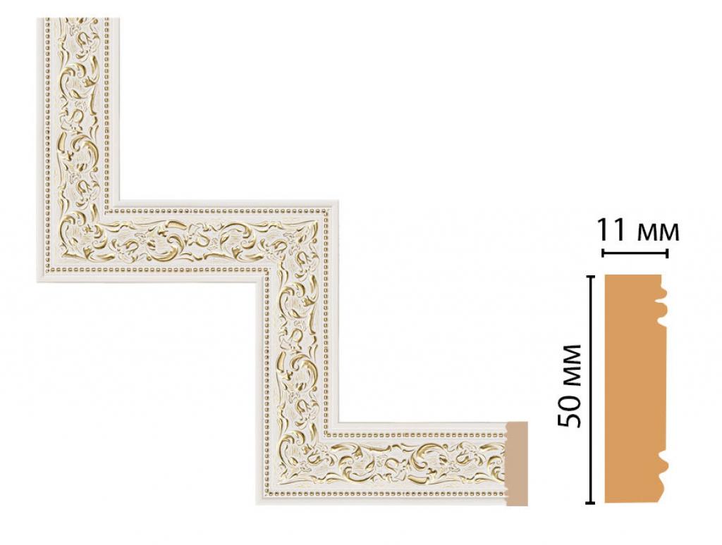 Декоративный угловой элемент DECOMASTER 156-1-54
