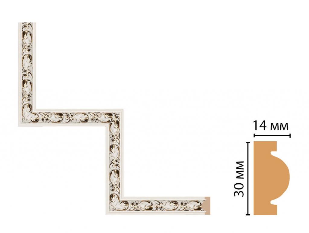 Декоративный угловой элемент DECOMASTER 157-1-54