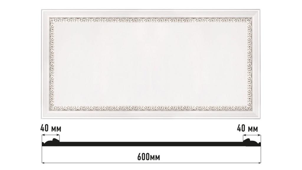 Декоративная панно DECOMASTER D3060-60