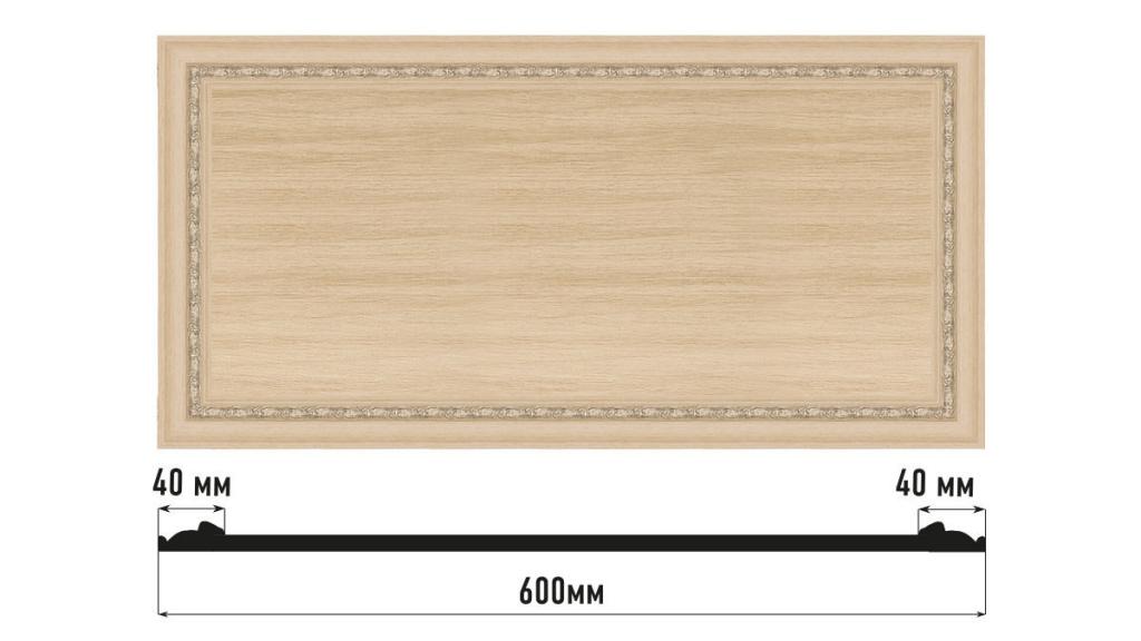 Декоративная панно DECOMASTER D3060-11