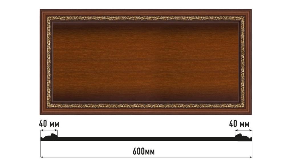 Декоративная панно DECOMASTER D3060-51