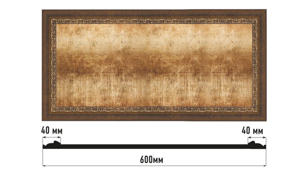 Декоративная панно DECOMASTER D3060-56