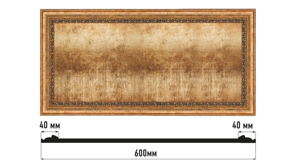 Декоративная панно DECOMASTER D3060-57