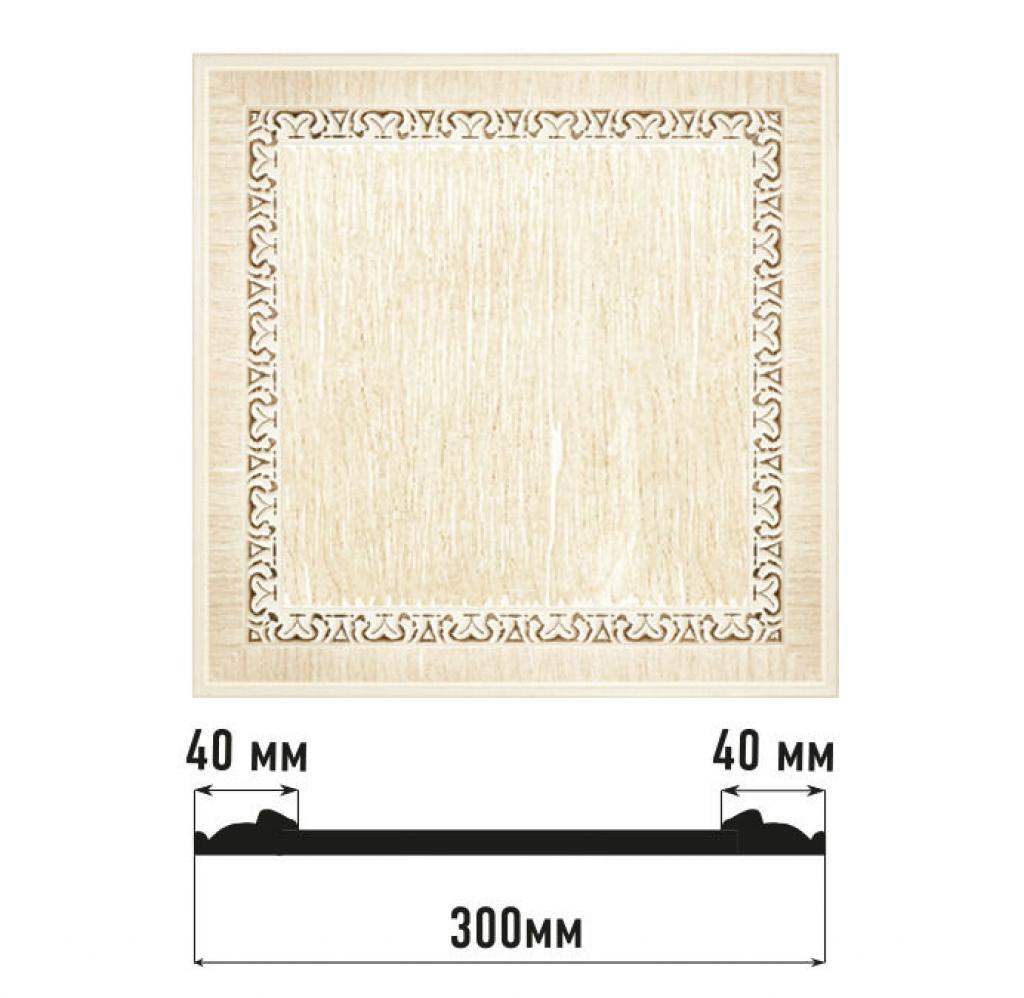 Декоративная панно DECOMASTER D30-6