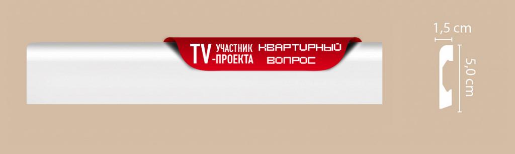 Плинтус напольный DECOMASTER A038