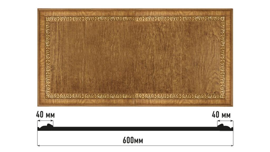 Декоративная панно DECOMASTER D3060-4