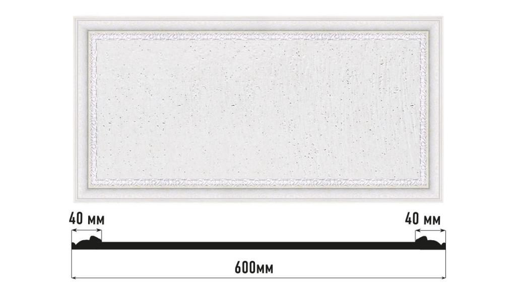 Декоративная панно DECOMASTER D3060-42