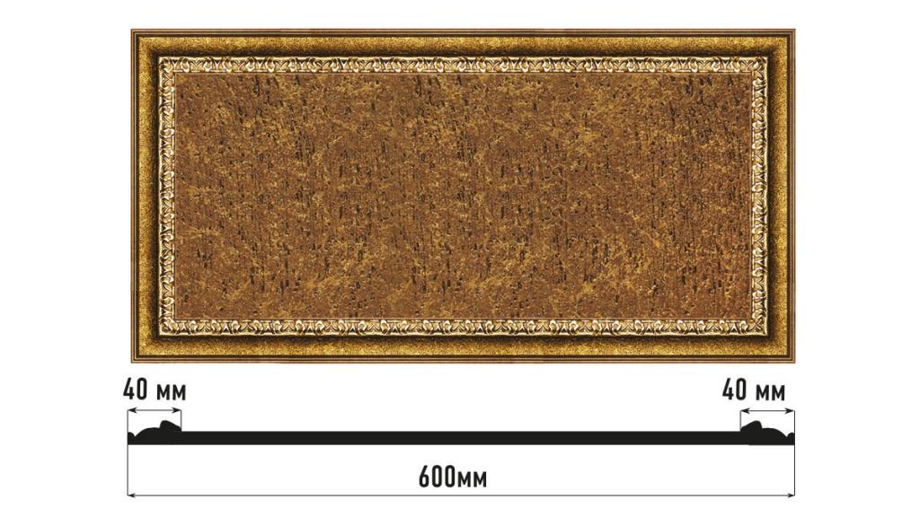 Декоративная панно DECOMASTER D3060-43