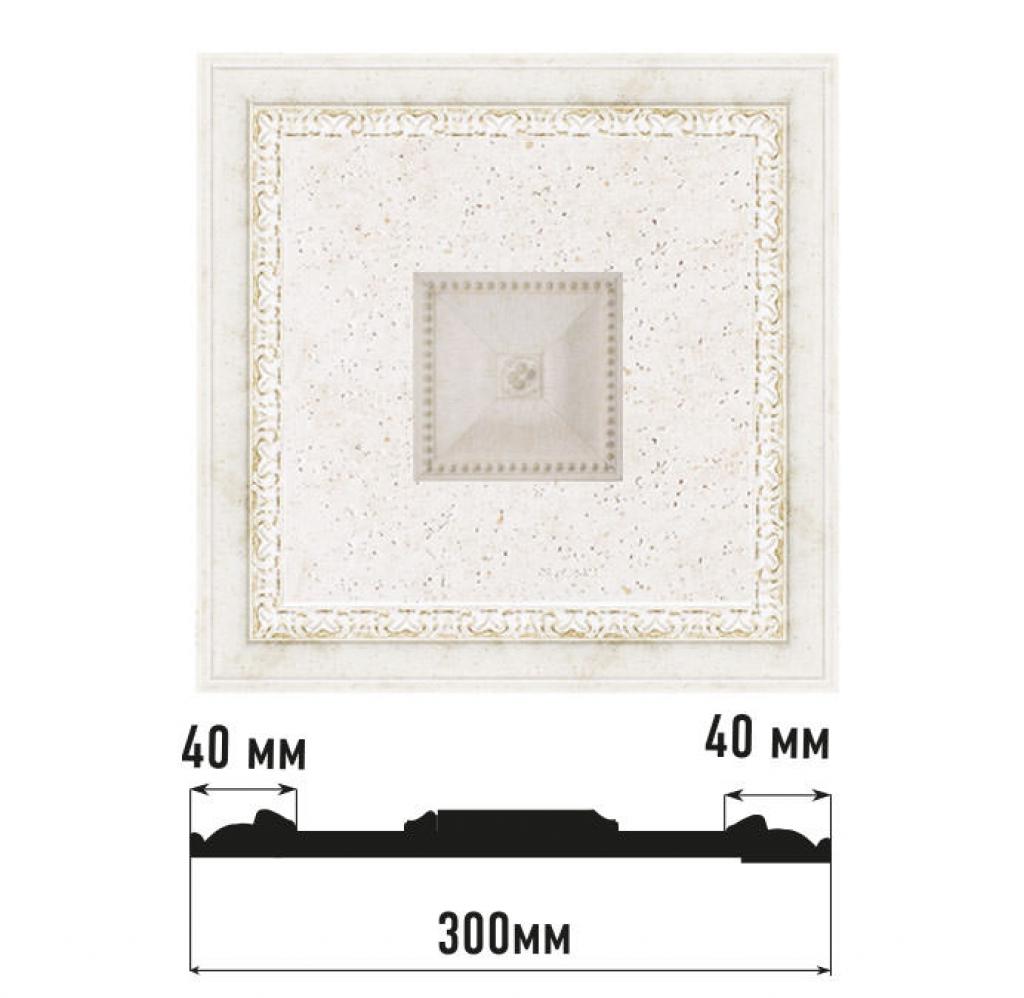 Декоративная панно DECOMASTER D31-40