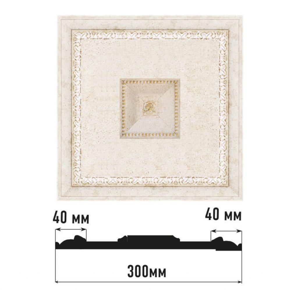 Декоративная панно DECOMASTER D31-41