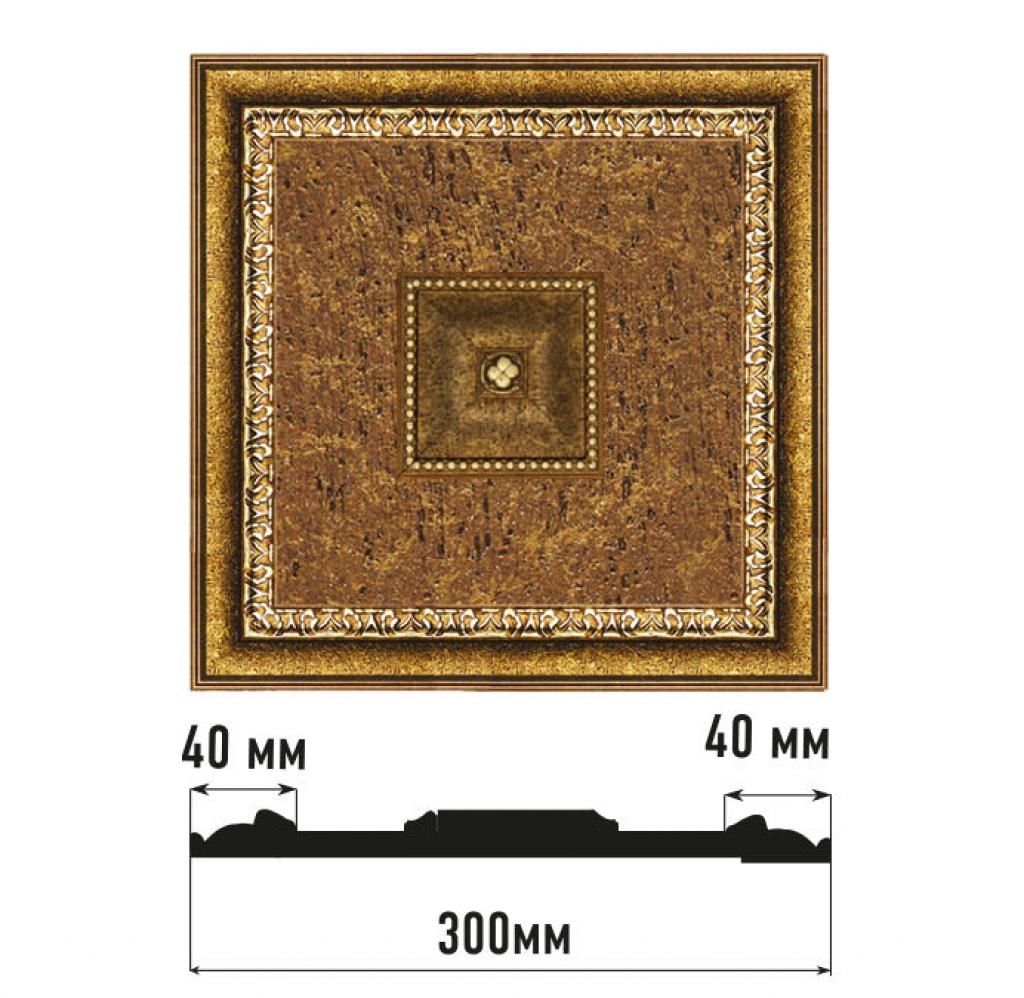 Декоративная панно DECOMASTER D31-43