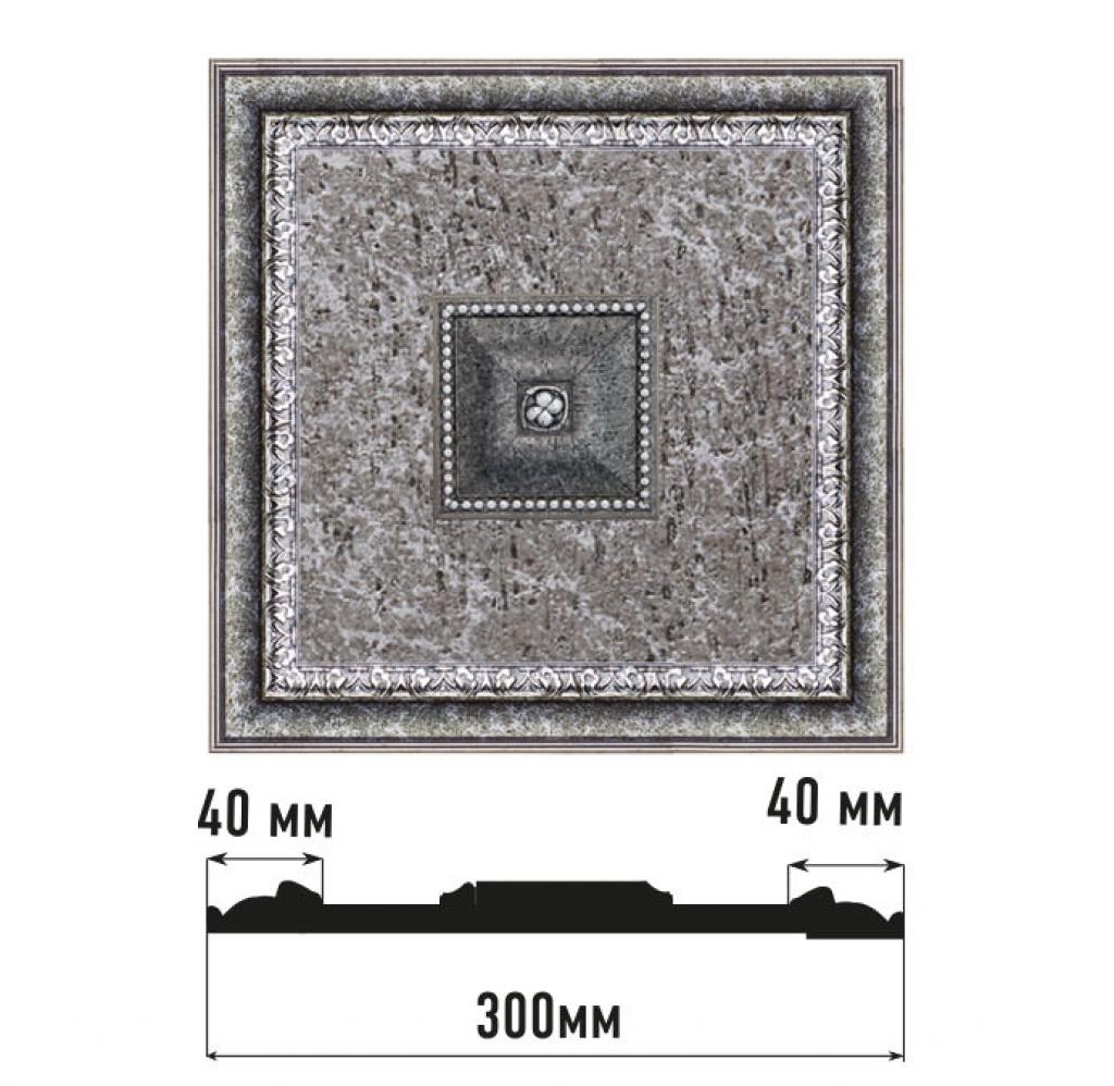 Декоративная панно DECOMASTER D31-44