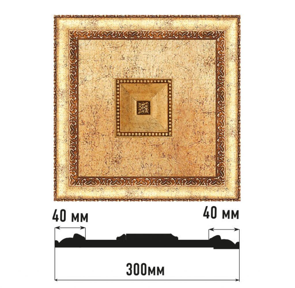 Декоративная панно DECOMASTER D31-552