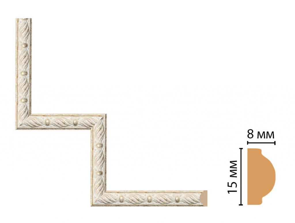 Декоративный угловой элемент DECOMASTER 130-1-18
