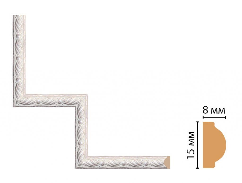 Декоративный угловой элемент DECOMASTER 130-1-19