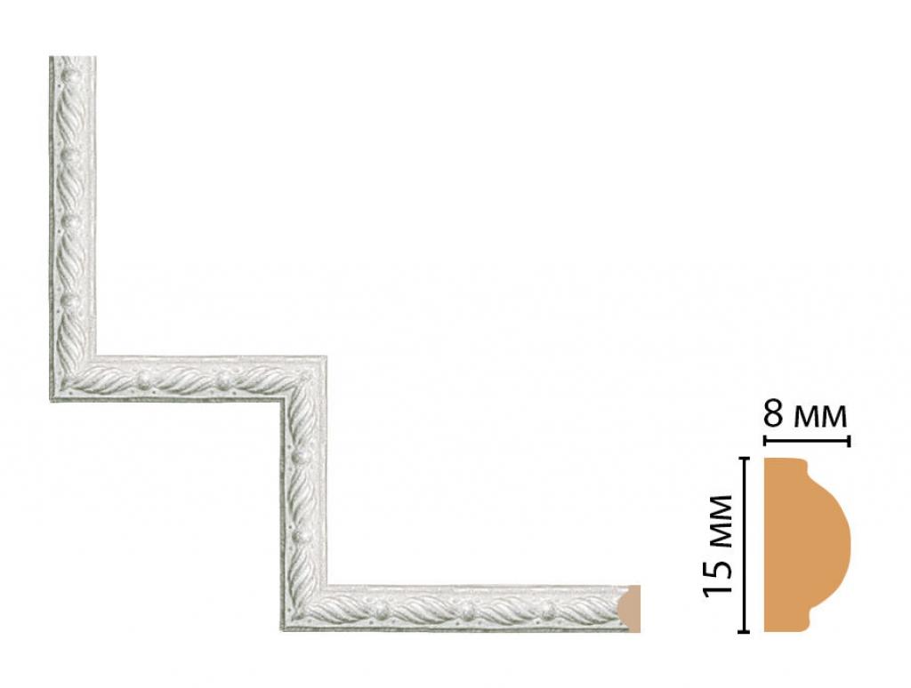 Декоративный угловой элемент DECOMASTER 130-1-20