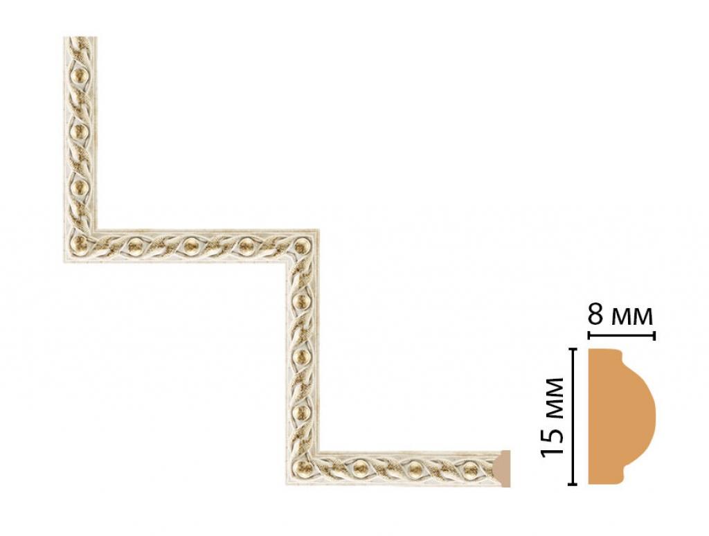 Декоративный угловой элемент DECOMASTER 130-1-41