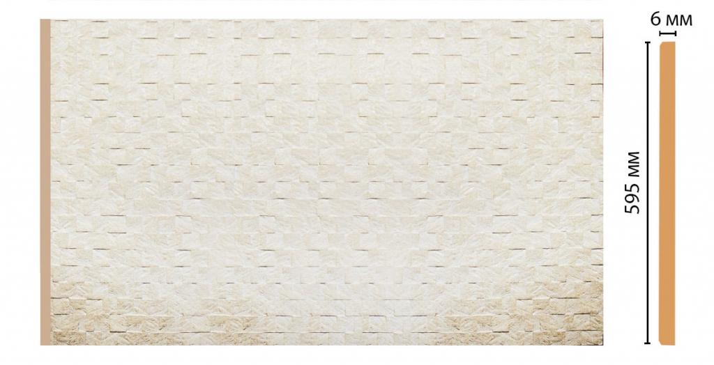 Декоративная панель DECOMASTER R60-22