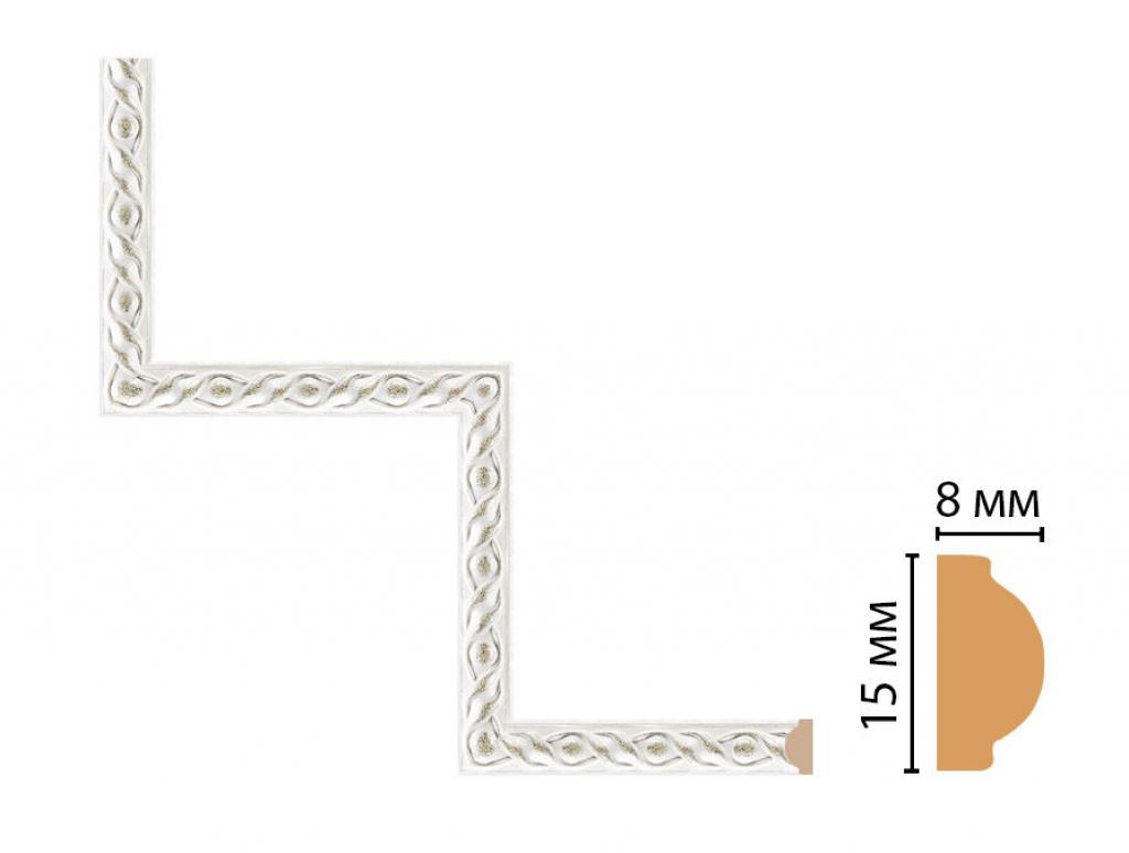 Декоративный угловой элемент DECOMASTER 130-1-42