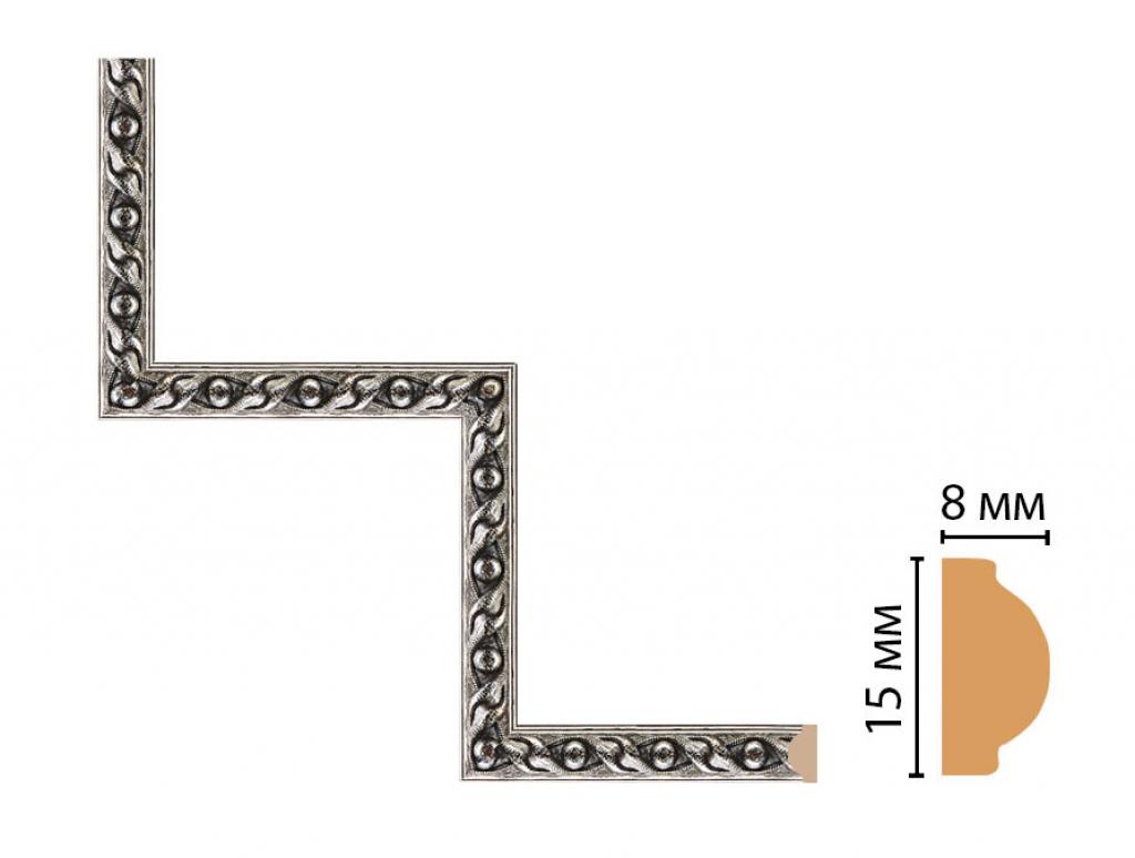 Декоративный угловой элемент DECOMASTER 130-1-44