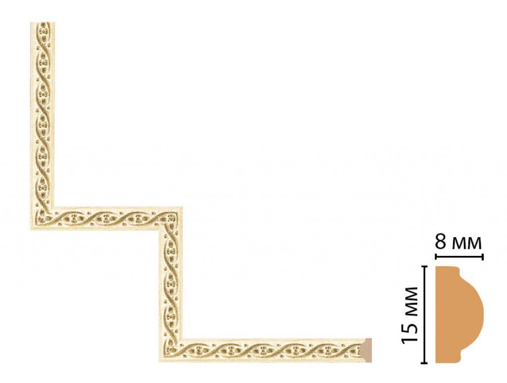 Декоративный угловой элемент DECOMASTER 130-1-5