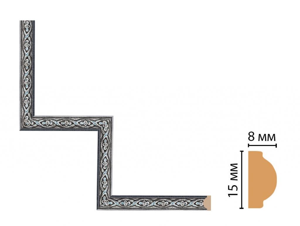 Декоративный угловой элемент DECOMASTER 130-1-55