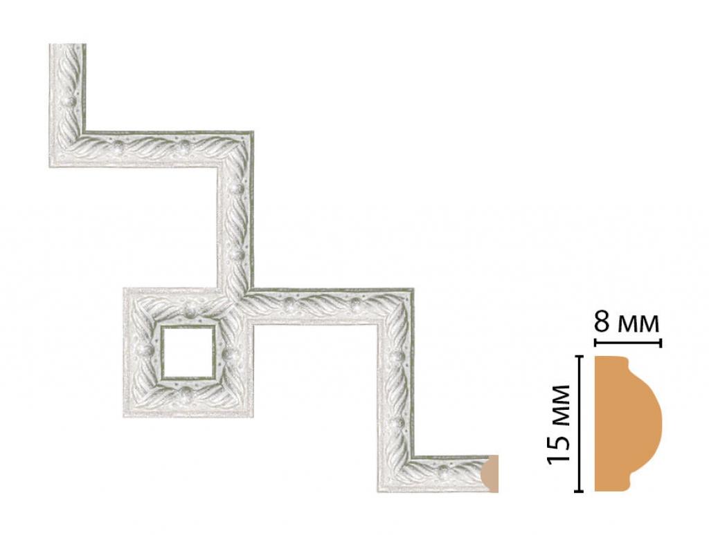 Декоративный угловой элемент DECOMASTER 130-3-20
