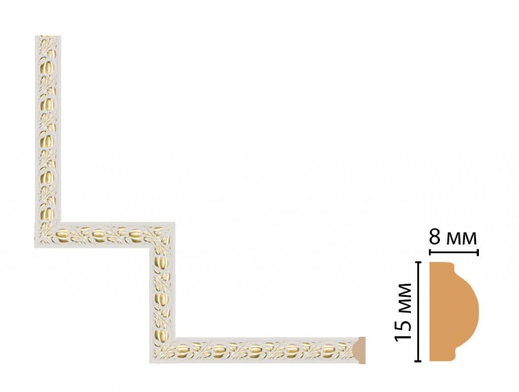 Декоративный угловой элемент DECOMASTER 130C-1-54