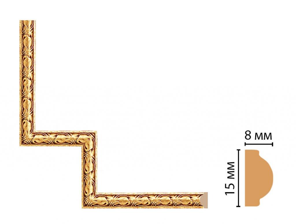 Декоративный угловой элемент DECOMASTER 130C-1-683